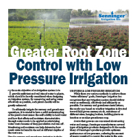 Greater Root Zone